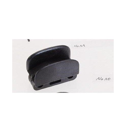 Ersatz Schleifschuh schwarz  für Kettenspanner Nr.3085644 ,