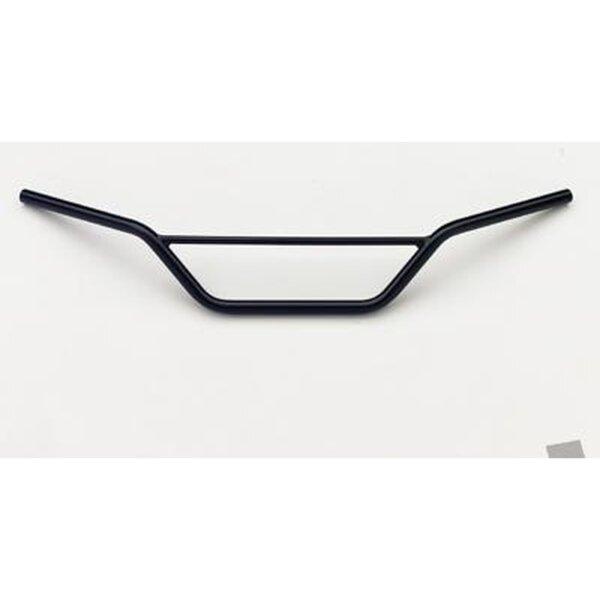 Stahllenker hoch schwarz 22mm CEMOTO