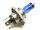 BIRNE H4 12V 60/55WATT blau