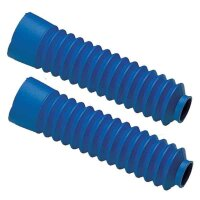 Faltenbalge Durchmesser 32/55mm, Länge 250mm, blau