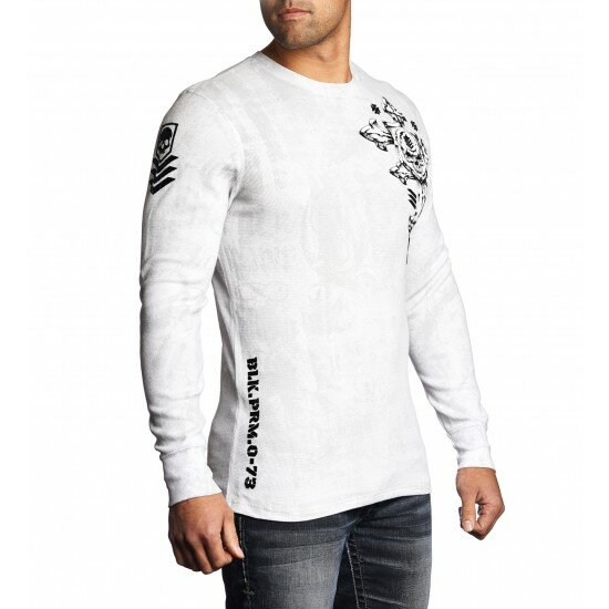 AFFLICTION Longsleeve ABRASIVE SPIRIT