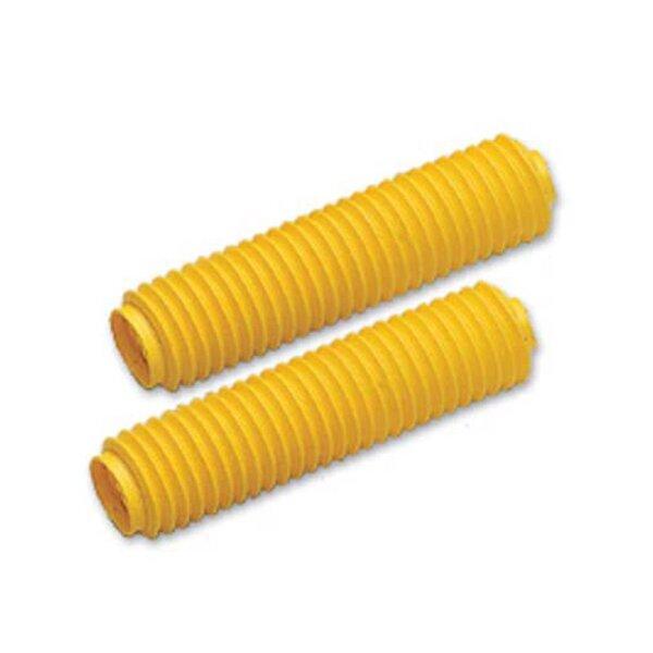 Faltenbalge Durchmesser 35/51mm, Länge 330mm, gelb