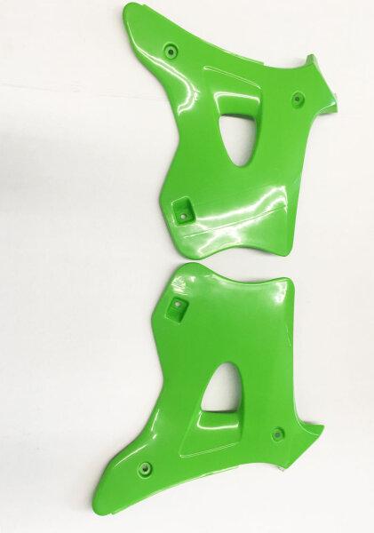 Kühlerverkleidung grün KAWASAKI KX 125/250