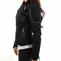 AFFLICTION Damen-Jacke BLACK CLOUD JACKET Grösse