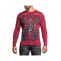 AFFLICTION Longsleeve INTEGRATE THERMAL rot