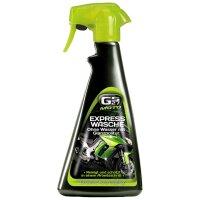 Expresswäsche GS27 500 ml ohne Wasser