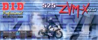 DID Kette 525 ZVM-X schwarz doppelt verstärkt X-...