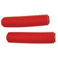 Faltenbalge Durchmesser 43/60mm, Länge 460 mm, rot