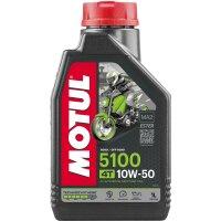 MOTUL 5100 10W50  4-Takt  1 Liter