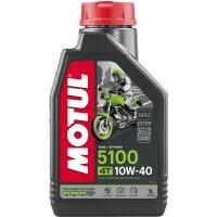 MOTUL 5100 10w-40 1 liter 4-takt