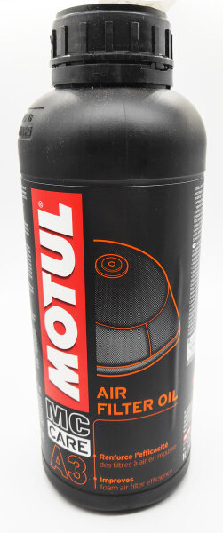 MOTUL MC CARE ? A3 AIR FILTER OIL Luftfilter Öl 1liter...