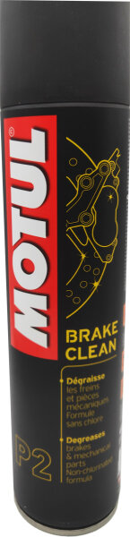 MOTUL P2 break clean bremsenreiniger 400ml