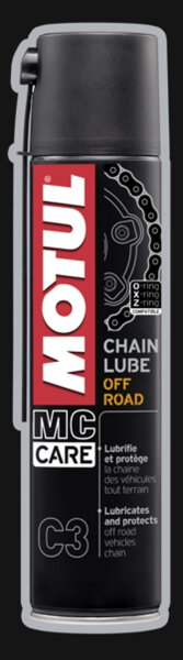 MOTUL chain lube off road kettenspray 400ml