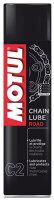 MOTUL C2 chain lube road kettenspray 400ml farblos
