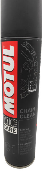 MOTUL C1 chain clean kettenreiniger 400ml
