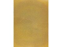 Startnummernuntergrund Carbon schwarz-gelb 45 x 30 cm...