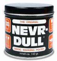 Never Dull Metall-Hochglanz Polierwatte 142 gramm