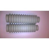 Faltenbalge Durchmesser 28/36mm, Laenge 180mm, grau