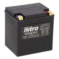 HVT-Batterie für BMW 600ccm R60/6, R60/7 Baujahr...