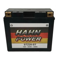 HVT-Batterie für BUELL 1200ccm S3, S3T Thunderbolt...