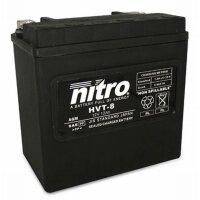 HVT-Batterie für BUELL 1200ccm XB12Ss, Scg,...