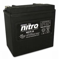 HVT-Batterie für BUELL 1200ccm XB12X, XT Ulysses...