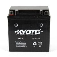Batterie für CAGIVA 125ccm Freccia C9, /C10R, /C12R...