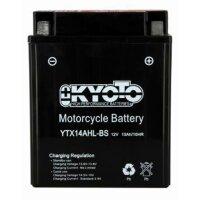 Batterie für CAGIVA 350ccm Elefant 2 Cyl. Baujahr...
