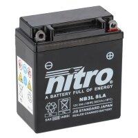 Batterie für CAGIVA 350ccm T4R Baujahr ab1987 (YB3L-A)