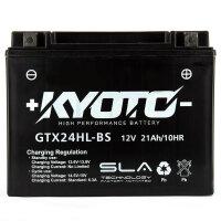 Batterie für DUCATI 500ccm GTL, GTV Baujahr Alle...