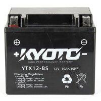 Batterie für HONDA 250ccm CN250 Helix Baujahr...