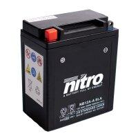 Batterie für HONDA 450ccm CL450 Scrambler Baujahr...