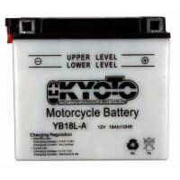 Batterie für KAWASAKI 1000ccm KZ1000-R Replica...
