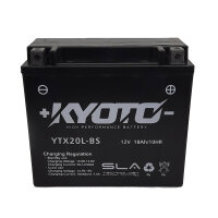 Batterie für KAWASAKI 620ccm KAF620F, Mule 4010 4x4...