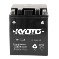 Batterie für KAWASAKI 650ccm KL650-A, E, KLR...