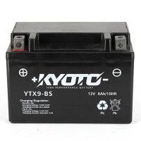 Batterie für KTM 200ccm Duke Baujahr 2013 (YTX9-BS)