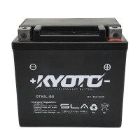 Batterie für KTM 250ccm EXC Racing Baujahr 2005-2010...