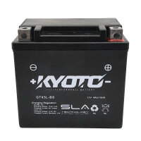 Batterie für KTM 250ccm EXF Baujahr 2005-2010...