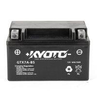 Batterie für KYMCO 50ccm Super 8  Baujahr 2009-2013...