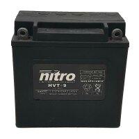 HVT-Batterie für ROYAL ENFIELD 500ccm All Kick-start...
