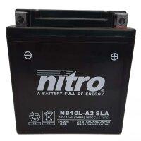 Batterie für SUZUKI 425ccm GS425, GS425E, L Baujahr...