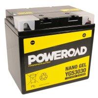 Batterie für ULTRANAUTICS 1250ccm Jet Star1250...