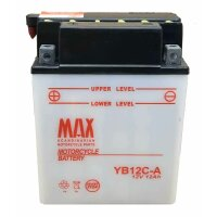 Batterie für YAMAHA 250ccm YFB250, F Timber Wolf...