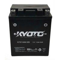 Batterie für YAMAHA 400ccm YFM40FW Kodiak/Automatic...