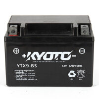 Batterie für YAMAHA 600ccm XT600E Baujahr 1990-1995...