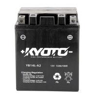 Batterie für YAMAHA 650ccm TX650 Baujahr 1974...