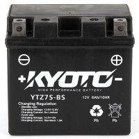 GEL-Batterie für YAMAHA 250ccm XT250 Serow Baujahr...