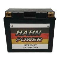HVT-Batterie für YAMAHA 450ccm YFM45FX Wolverine...