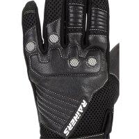 Handschuhe RAINERS BIKERS schwarz Gr. XS-XXL (7-12)