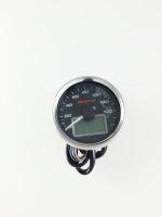 KOSO Tacho Tachometer rund chrom GP-Style D55 bis 160...
